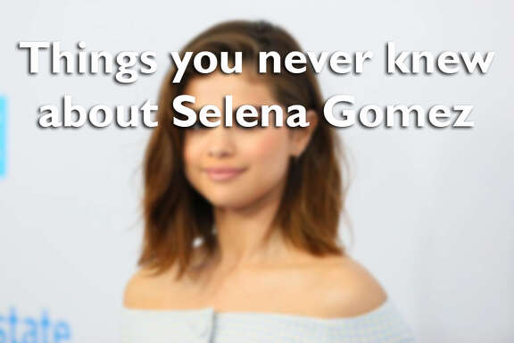 Swipe through to learn some facts about singer Selena Gomez.