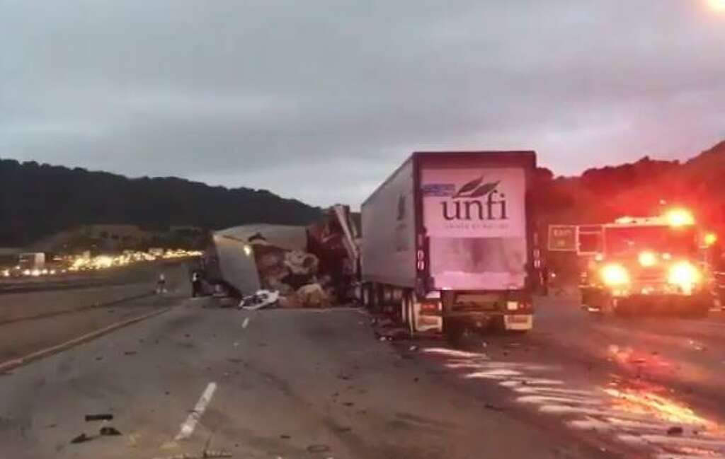 I580 Accident Today
