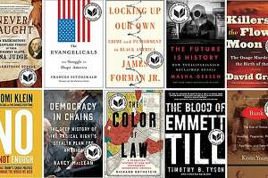 The nonfiction longlist for the National Book Award.