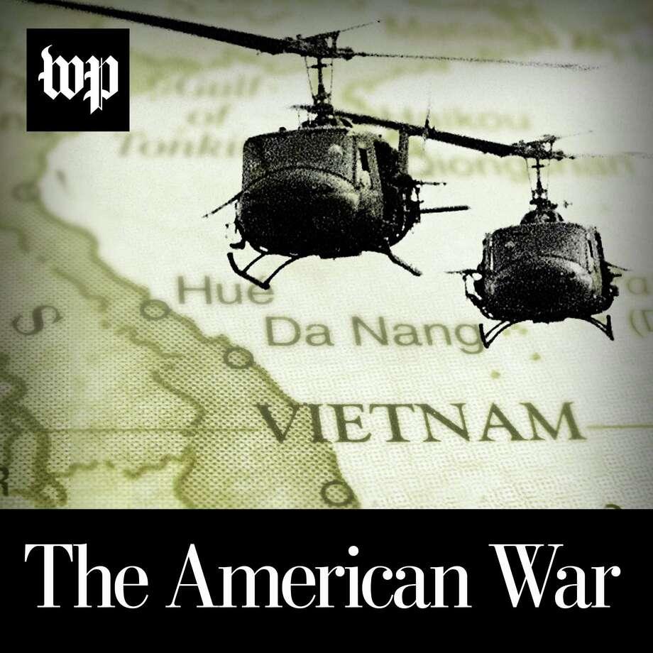 Logo for Vietnam podcast Photo: The Washington Post / The Washington Post