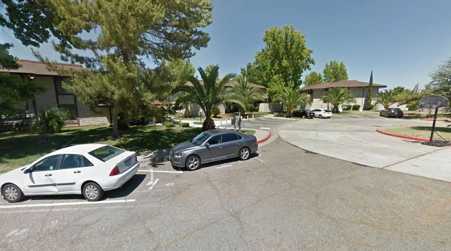 The triple-homicide happened sometime after 9 p.m. at the Timbers Apartments on Touchstone Place in West Sacramento. Photo: Google Street View