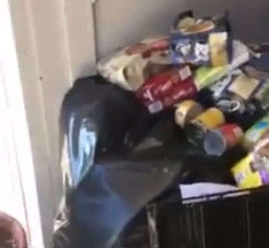 Woman In Viral Video Claims Red Cross Is Throwing Away Donations