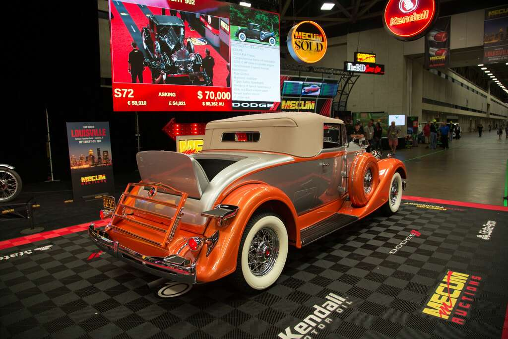 Mecum auto auction in Dallas nets over $22 million in sales ...