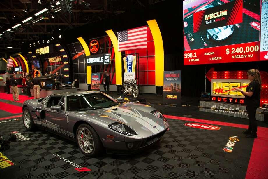 Bucks Auto Sales >> Mecum auto auction in Dallas nets over $22 million in sales - Houston Chronicle