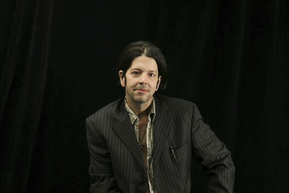 In this Oct. 6, 2009 photo, former Husker Du drummer Grant Hart poses for a photo in Minneapolis. Ken Shipley, who runs the band's record label Numero Group, told The Associated Press that Hart died at the age of 56 Wednesday, Sept. 13, 2017, of cancer at his home in St. Paul, Minn. (Elizabeth Flores/Star Tribune via AP) Photo: Elizabeth Flores, Associated Press