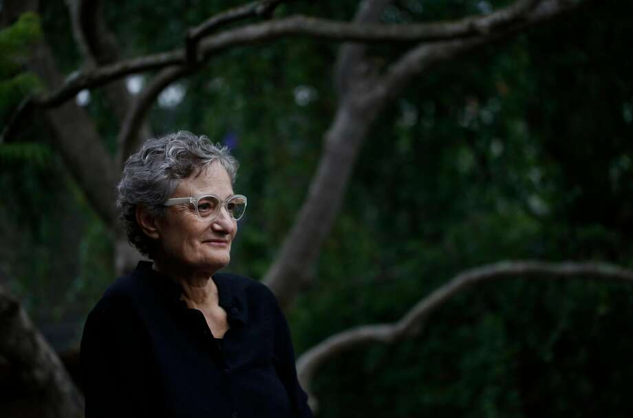 """""""Unrest"""" executive producer Deborah Hoffmann suffers chronic fatigue syndrome, which the film depicts. Photo: Leah Millis, The Chronicle"""