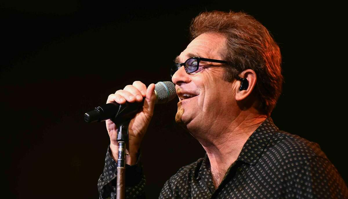 """Huey Lewis and the News played at the Mohegan Sun Arena on Sunday, July 31, 2016, and after getting off to a slow start, finished strong, taking concert-goers """"Back in Time"""" in the process."""
