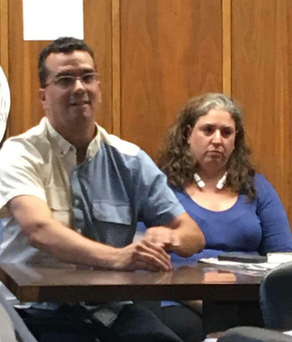 Parents address Bridgeport Students & Families Committee, Sept. 13, 2017