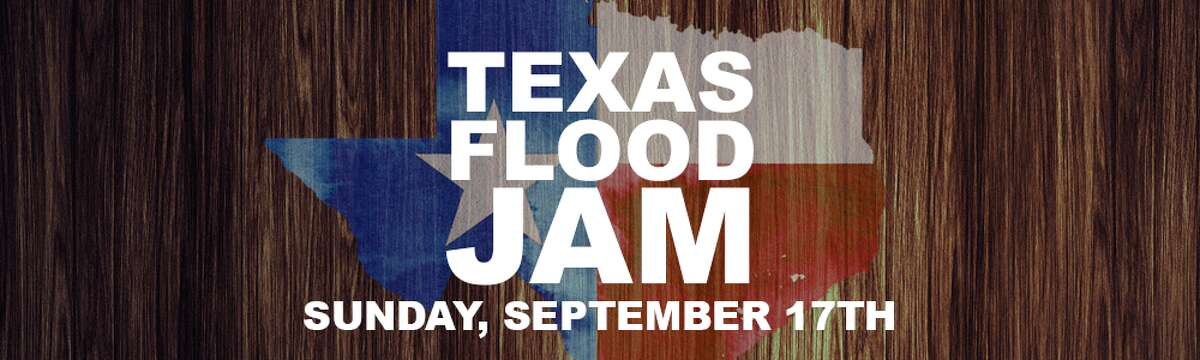 Texas Flood Jam at Big Texas Dance Hall & Saloon in Spring. Enjoy some family fun at this benefit which will feature music, live and silent auctions, raffles, food, and kid's activities. The event will be held on Sunday, September 17, at 12 p.m. Admission cost is $10 until noon Friday. Prices will increase. Location: 19959 Holzwarth Rd