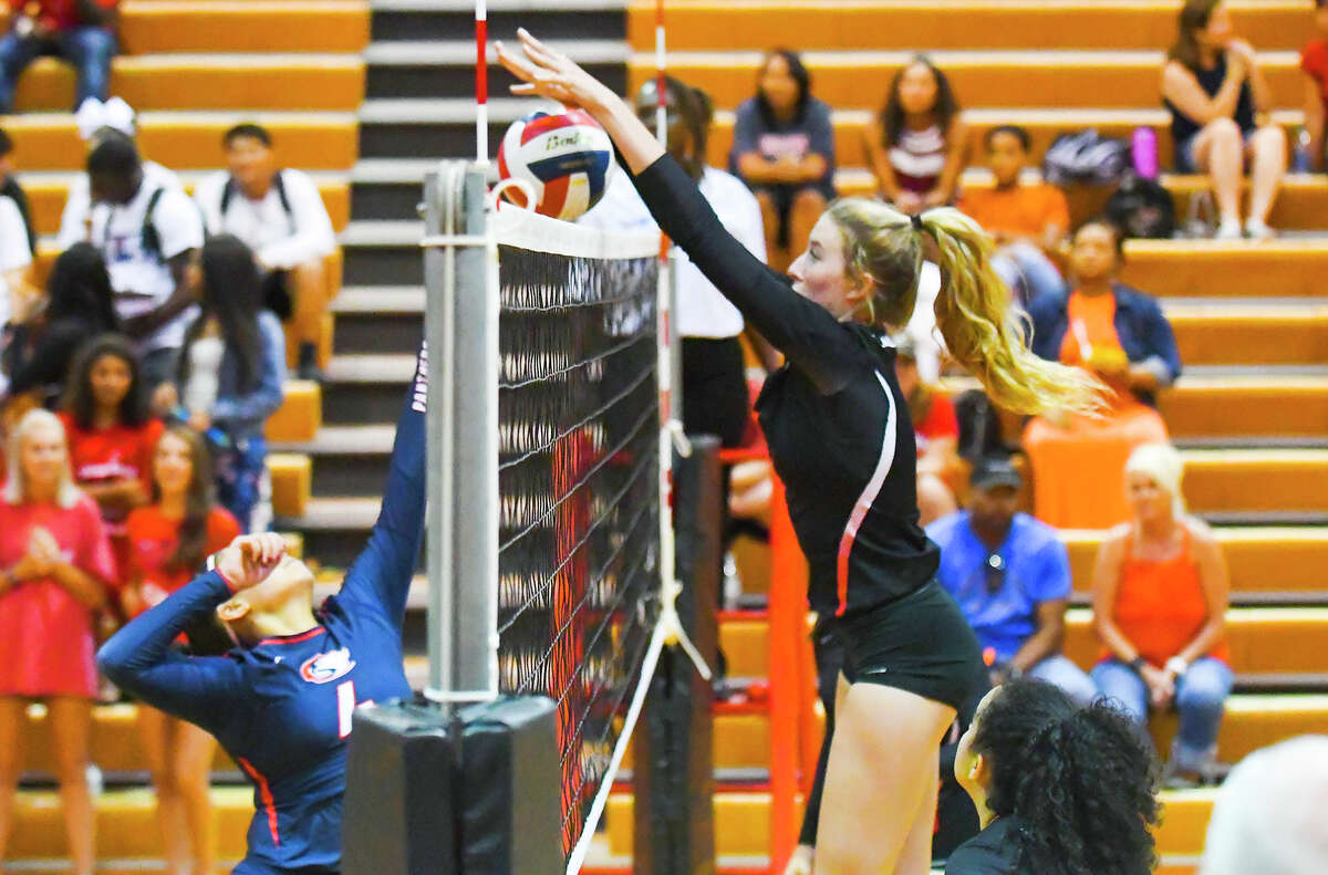 Langham Creek head coach Gena Rhodes said her Lobos Volleyball squad was fortunate to escape any flooding or major damage during the hurricane. Her girls, healthy types by nature, didn't lose a step during the lengthy break from school and sports, and they head into Thursday's Cy Ranch matchup looking to take sole possession of first place in District 17-6A.