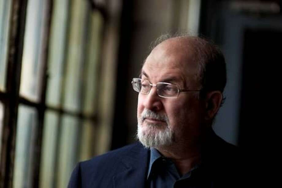 "Author Salman Rushdie's latest novel ""The Golden House"" is ""a dirge for the American dream."" Photo: Courtesy Photo"