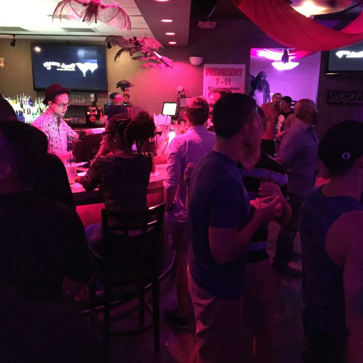 FrontRunners Harvey Recovery Benefit at Guava Lamp. Join LGBTQ running club, FrontRunners, on Friday, September 15 from 7 p.m. to 11 p.m. for a relief party where guests can donate items such as men's shoes, blankets, undergarments, and money while sipping on $5 martinis. All items will be donated to the American Red Cross and any monetary donations and revenue raised will be donated equally between the Montrose Center's LGBTQ Hurricane Harvey Disaster Relief Fund and Mayor Turner's Hurricane Harvey Relief Fund. Location: 570 Waugh Dr.