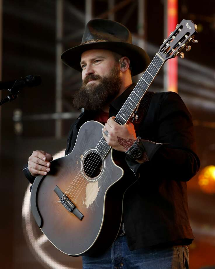 Zac Brown Band: The band will be performing at the Cynthia Woods Mitchell Pavilion Saturday, Sept. 16 at 7 p.m.More Details: www.woodlandscenter.org Photo: Randy Holmes/ABC Via Getty Images