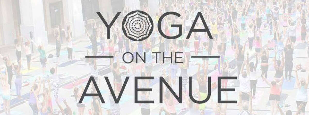 Yoga on the Avenue returns to River Oaks' West Ave. shopping center 9 a.m. Sept.16 for 45-minute donation-based flow. All proceeds raised will help us reach our goal to donate to the Greater Houston Community Foundation Hurricane Harvey Relief Fund.