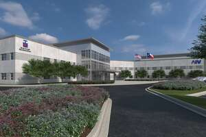 Houston-based AIV plans a 320,000-square-foot headquarters building.
