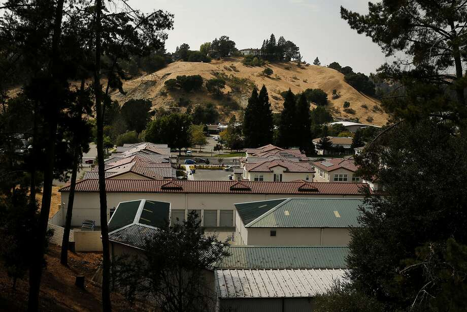 The town of Moraga declared a fiscal emergency June 28. Photo: Santiago Mejia, The Chronicle