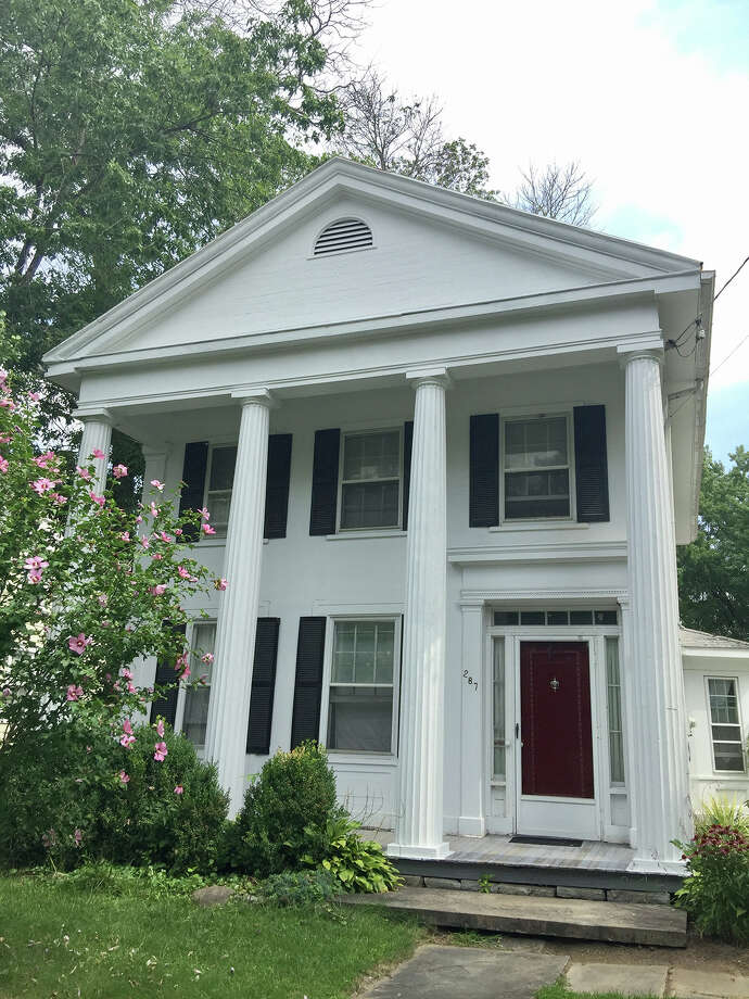 House of the Week: 287 Mansion St., Coxsackie | Realtor:  Wayne West of Century 21 New West Properties | Discuss: Talk about this house Photo: Jean Sagendorph