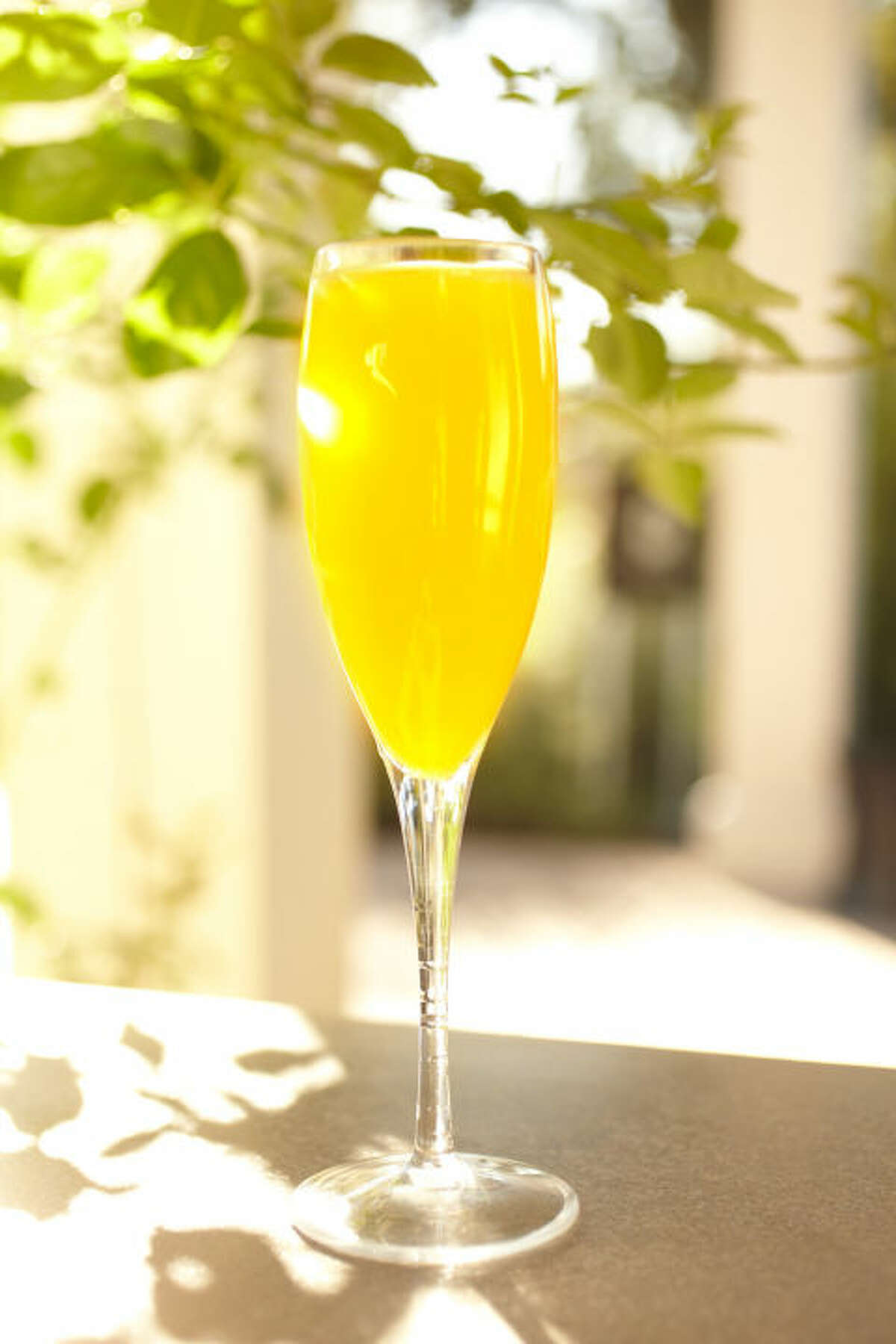 Get tipsy at a mimosa brunch: Once you're at the point where you can joke about missed curfews and silly fights, you can also afford to get a little tipsy together (drink responsibly!) and dish on the latest neighborhood gossip ... or even the cute waiter. Another round, s'il vous plait!