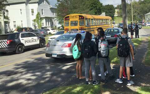 Shooting on Danbury's west side prompts school lockdowns