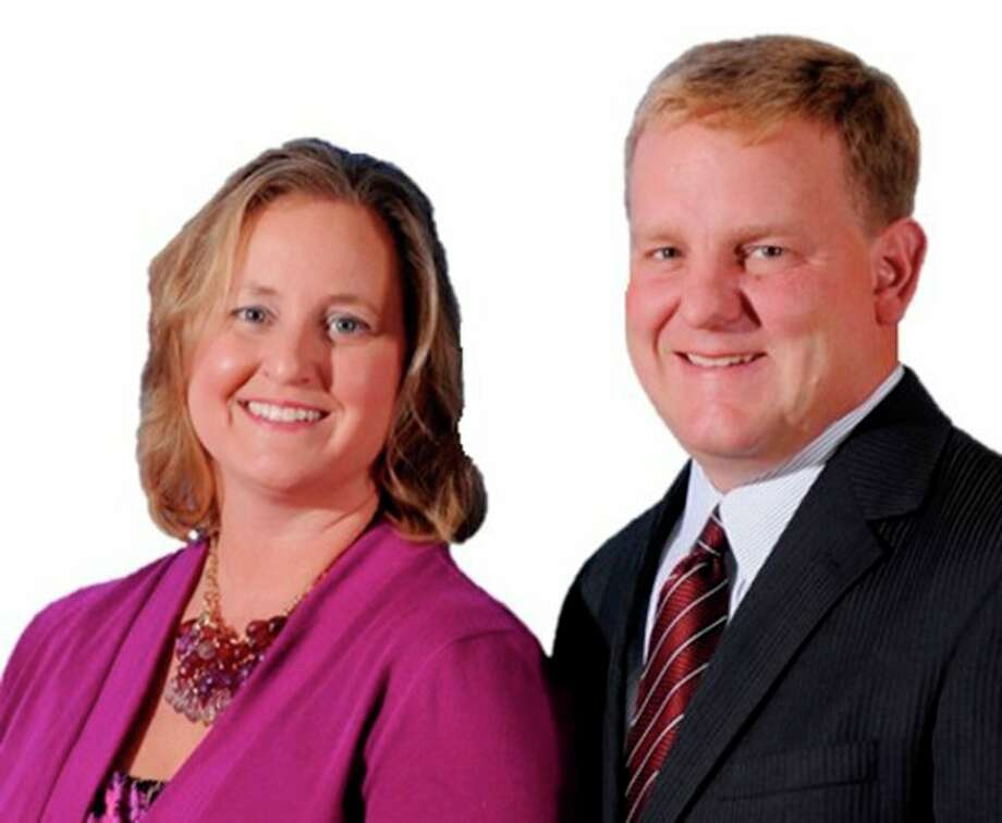 Julie and Karl Ieuter have been named honorary chairpersons for Creative 360'sfourth annual fundraiser luncheon.(Photo provided)