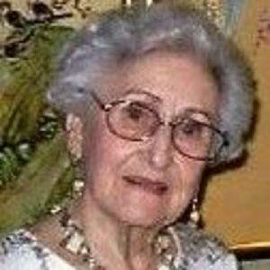 Conita Benavides Thomae, 95, died Sept. 7, in San Antonio, leaving a legacy of devotion to family, never forgetting a birthday or other important event. Photo: Courtesy Photo