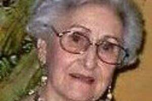 Conita Benavides Thomae, 95, died Sept. 7, in San Antonio, leaving a legacy of devotion to family, never forgetting a birthday or other important event.