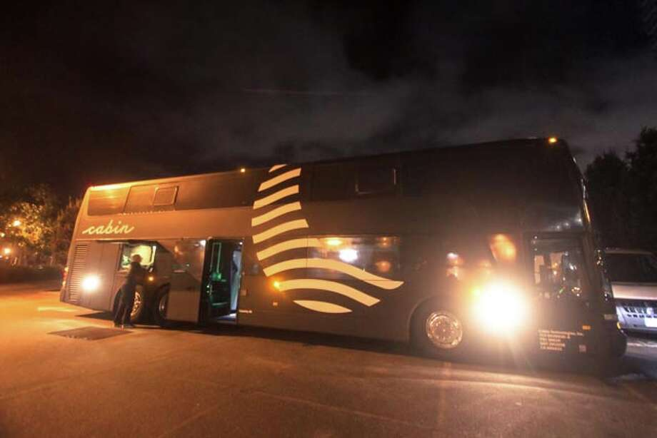 We took the luxury overnight bus from SF to LA: Is it worth