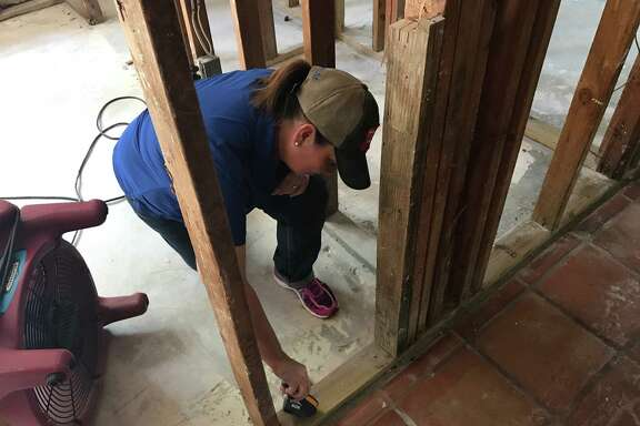 Amy Mints is the owner of Certified Cleaning whose company worked in partnership with Made New Again to clean numerous homes impacted by the Hurricane Harvey Floods.