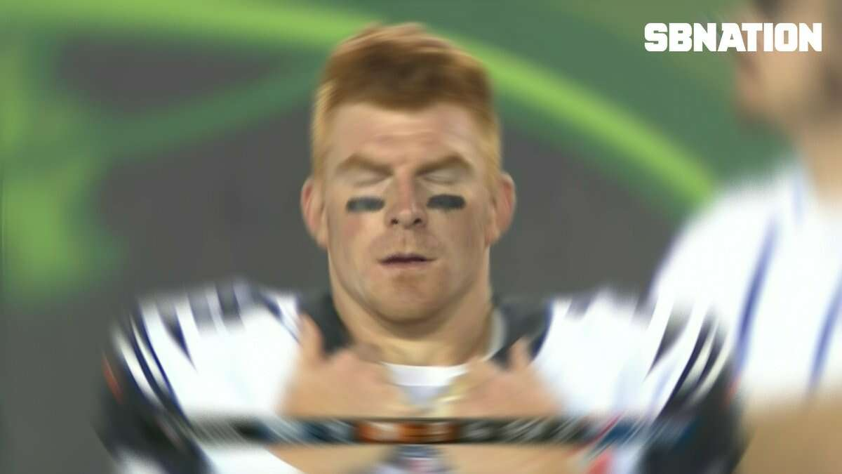 Anytime you get the Mr. Krabs' meme treatment, it is probably a good idea to stop what you are doing and evaluate some of your choices. It's been two weeks and Dalton still has more interceptions (4) than touchdowns (0).