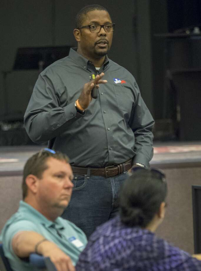 Midland ISD Superintendent Orlando Riddick has been appointed to the Texas Education Agency's Policy Committee on Public Education Information, according to a press release from TEA Commissioner Mike Morath. Photo: Tim Fischer/Midland Reporter-Telegram