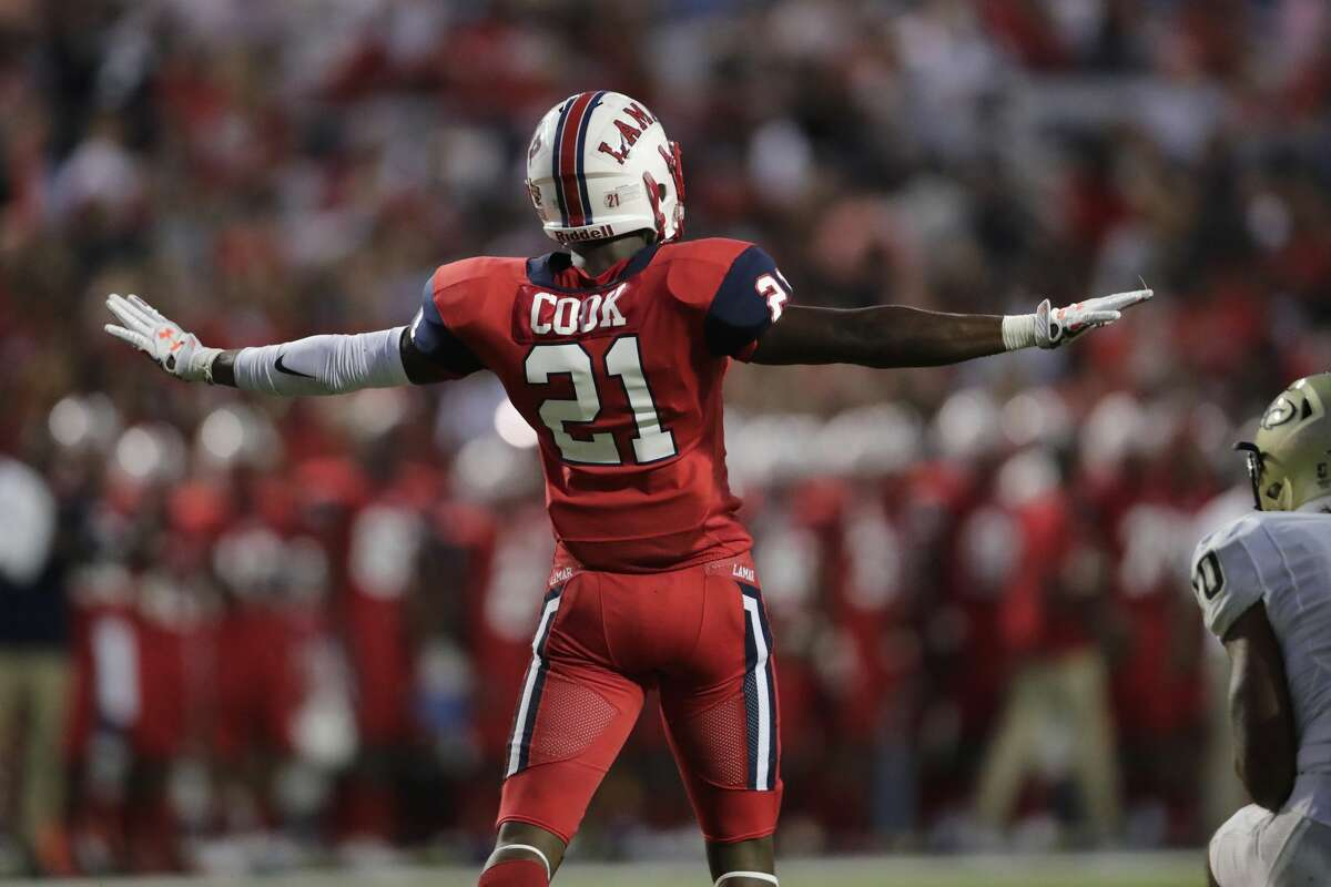 POSTSEASON: HOUSTON'S TOP 100 HIGH SCHOOL FOOTBALL RECRUITS (CLASS OF 2018) 1. Anthony Cook, DB, Lamar Signed with Texas