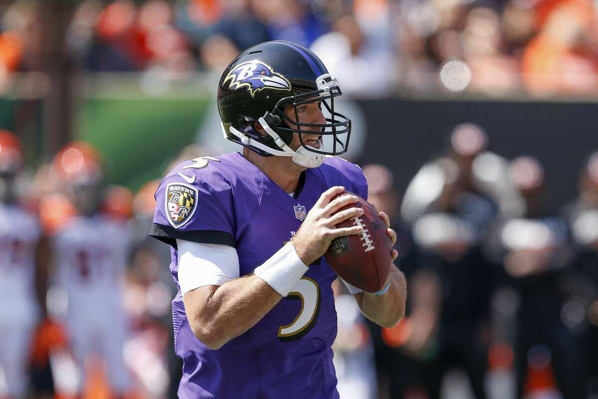 Browns (0-1) plus-8 ½ at Baltimore (1-0) Ravens 24-10