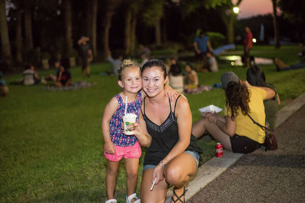 Live music, the smell of food trucks and nice fall breeze filled the air at this month's Second Thursday at the McNay Art Museum in San Antonio. The monthly event invites guests with free admission and an evening to relax on the museum's lush lawn.