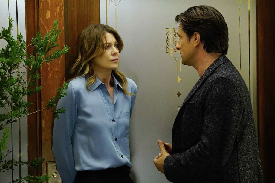 Ellen Pompeo, Martin Henderson, Grey's Anatomy | Photo Credits: Richard Cartwright, ABC / © 2017 American Broadcasting Companies, Inc. All rights reserved.