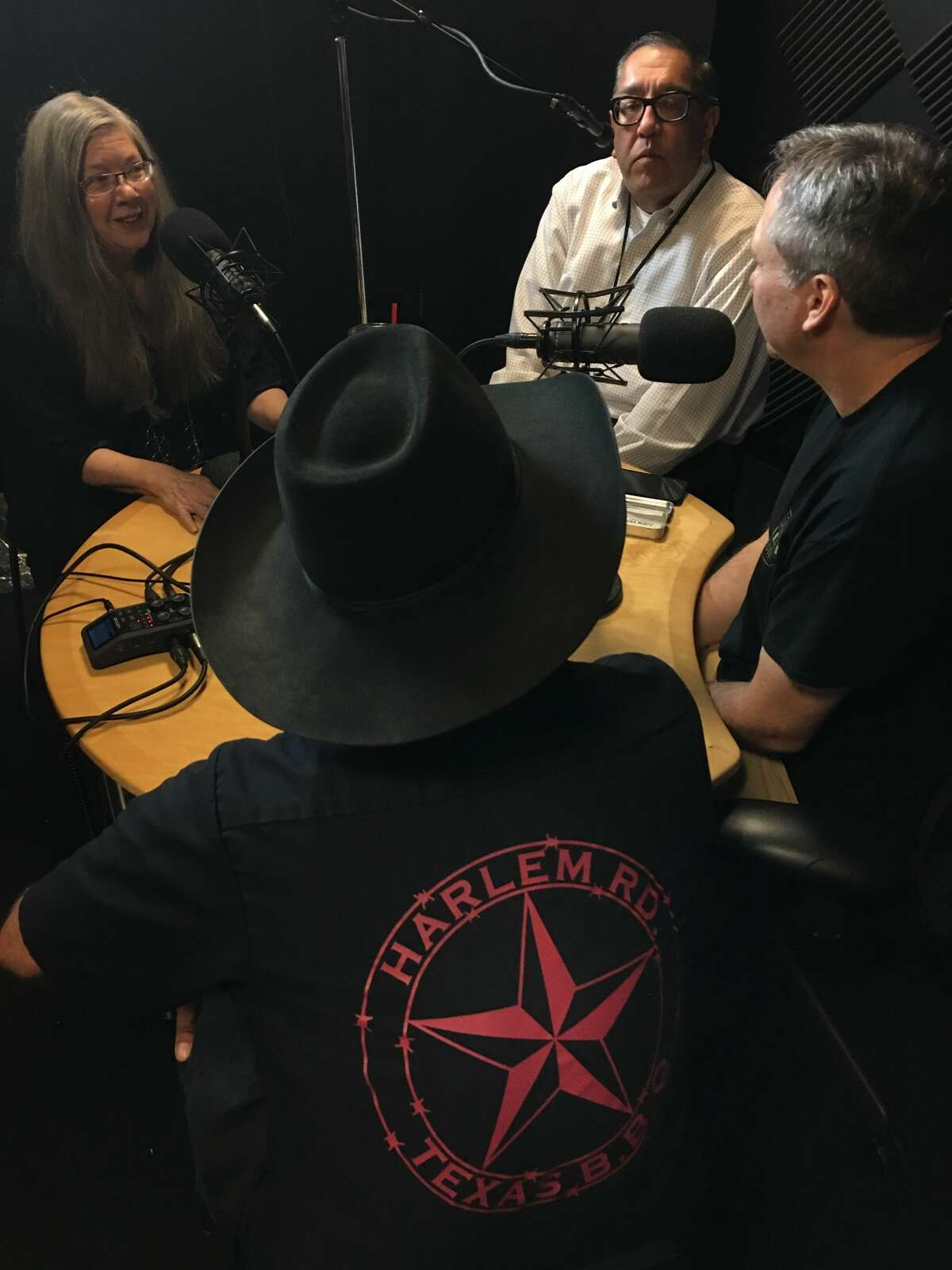 Ara Malekian joins J.C. Reid, Alison Cook and Greg Morago in the Chronicle podcast studio for an episode of BBQ State of Mind.