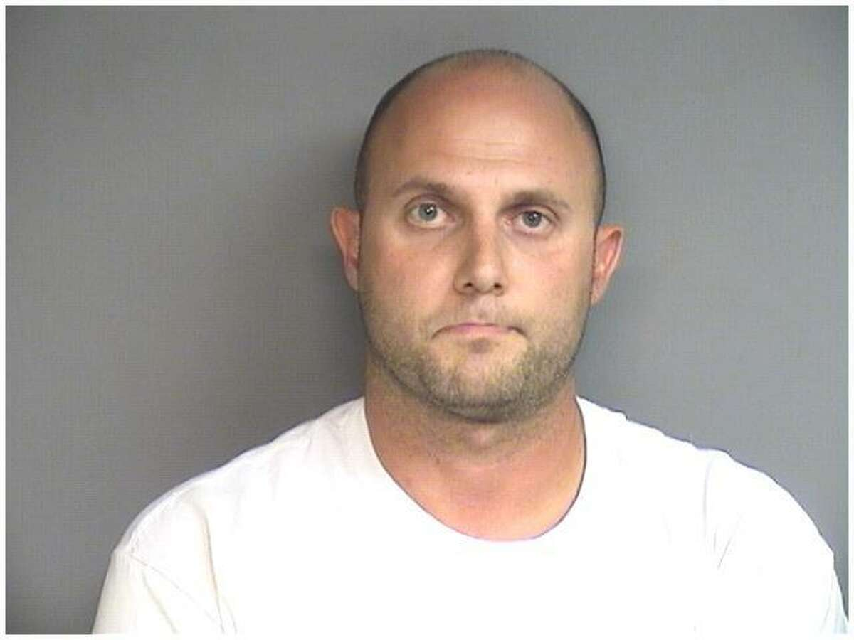 Contractor John Gallo, 37, of Redding, was charged with stealing $39,000 from a Glenbrook man who died last year.