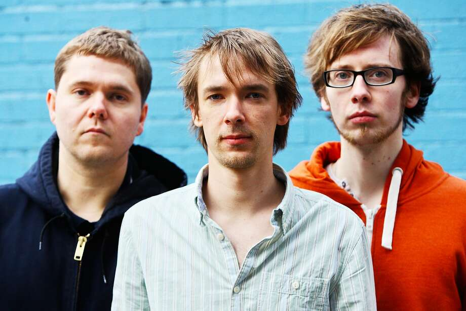 British contemporary jazz trio GoGo Penguin will play the SFJazz Center. Photo: Blue Note