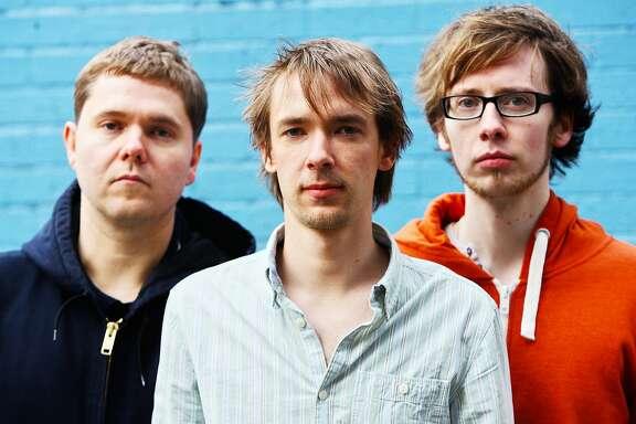 British contemporary jazz trio GoGo Penguin