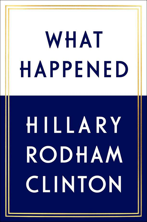 """What Happened"" Photo: Simon & Schuster"