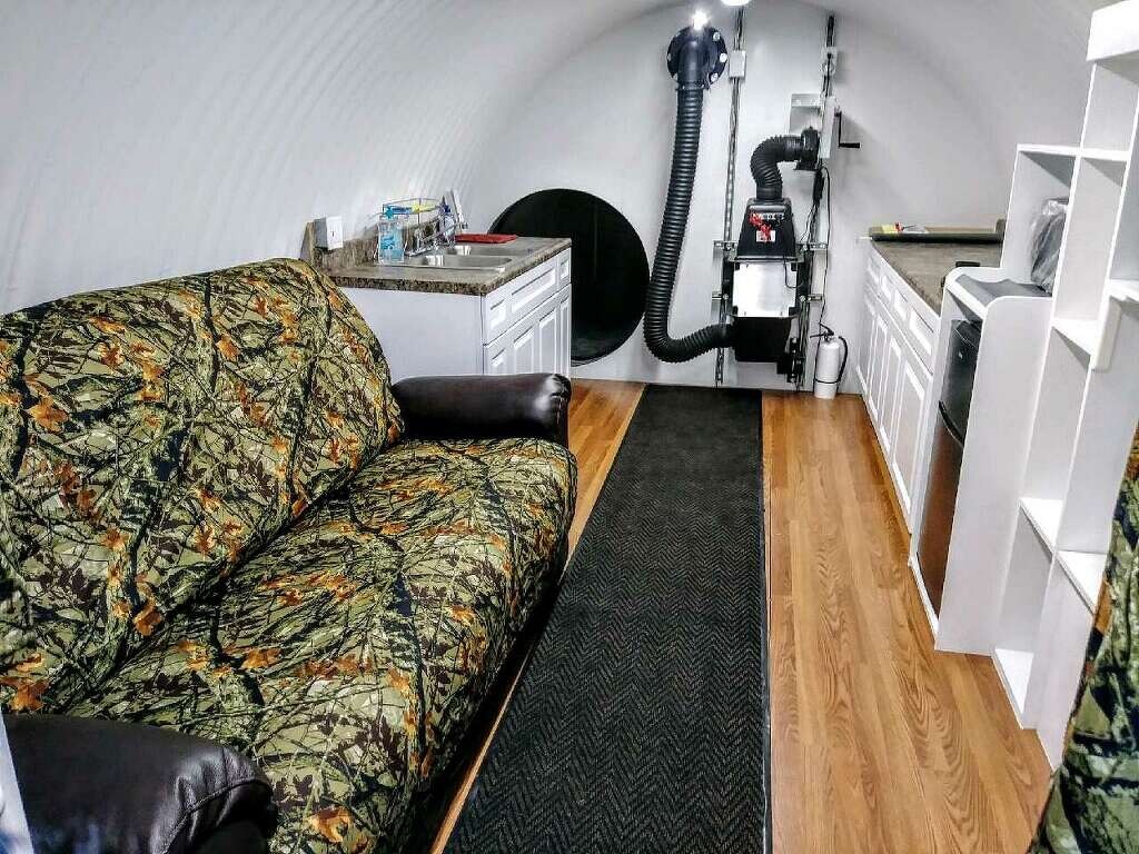 has the north korea threat sent the bomb shelter business booming