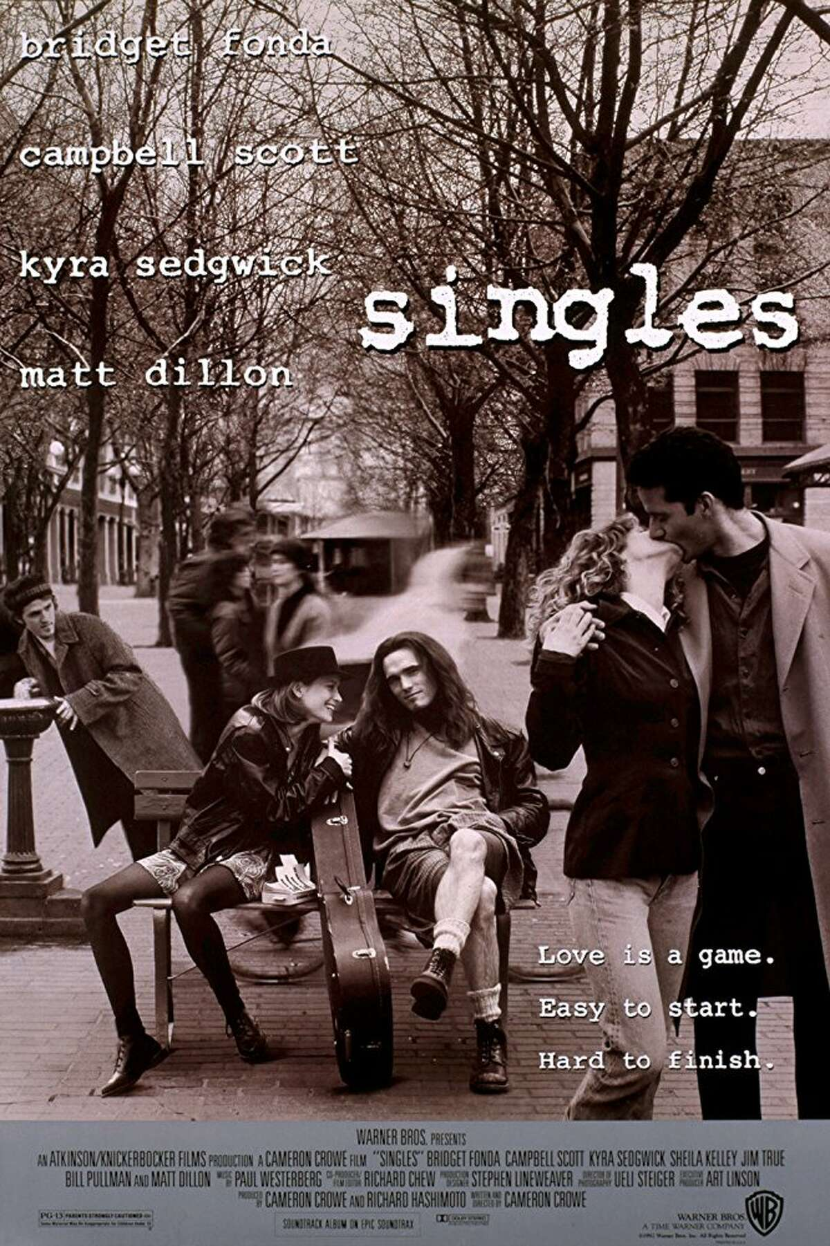 """Seattle's grunge-era movie -- Cameron Crowe's """"Singles"""" -- turns 25 Sept. 18. It's roundly beloved-to-lukewarmly received, but some do not care for it. Read on to find savage takes from the internet and some of the original 1992 movie critics' reviews."""