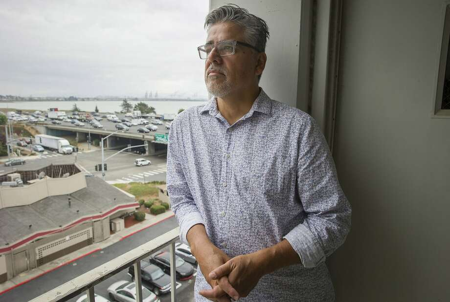 Former S.F. Supervisor John Avalos decries 911 busy signals, which he heard repeatedly when he called. Photo: Santiago Mejia, The Chronicle