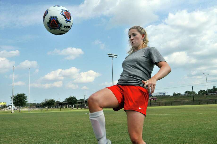 Lamar's Lucy Ashworth is one of eight freshman on the Cardinals' women's soccer roster. The teams begins Southland Conference play Friday night as they host Nicholls at 7 p.m. at the Lamar Soccer Complex. (Mike Tobias/The Enterprise) Photo: Mike Tobias/The Enterprise