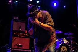 John Popper, of Blues Traveler, performs at Fairfield Theatre Company's The Warehouse on Sunday, Sept. 24.