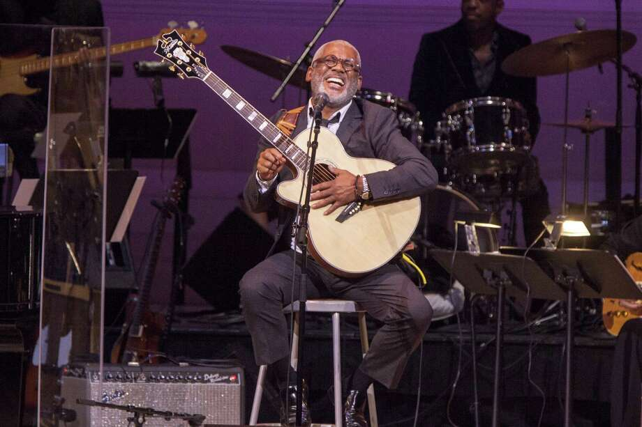 Grammy-nominated singer and guitarist Jonathan Butler will be performing at the John Lyman Center for the Performing Arts on the campus of Southern Connecticut State University in New Haven on Saturday, Sept. 23. Photo: Santiago Felipe / Getty Images / 2015 Getty Images