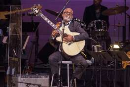 Grammy-nominated singer and guitarist Jonathan Butler will be performing at the John Lyman Center for the Performing Arts on the campus of Southern Connecticut State University in New Haven on Saturday, Sept. 23.