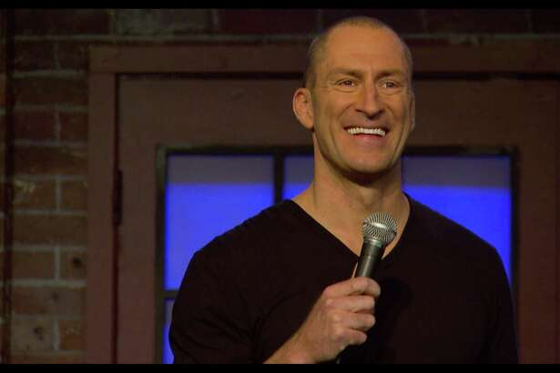Ben Bailey, seen here, headlines two shows at The Treehouse Comedy Club in Westport on Saturday, Sept. 23. Artie Rob and Tom Stewart are his special guests.