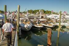 The Norwalk Boat Show returns with hundreds of boats on view, as well as activities on land and sea.