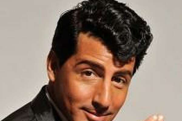 Drew Anthony brings his tribute show to singer Dean Martin to the Shubert Theatre in New Haven on Saturday evening, Sept. 23.