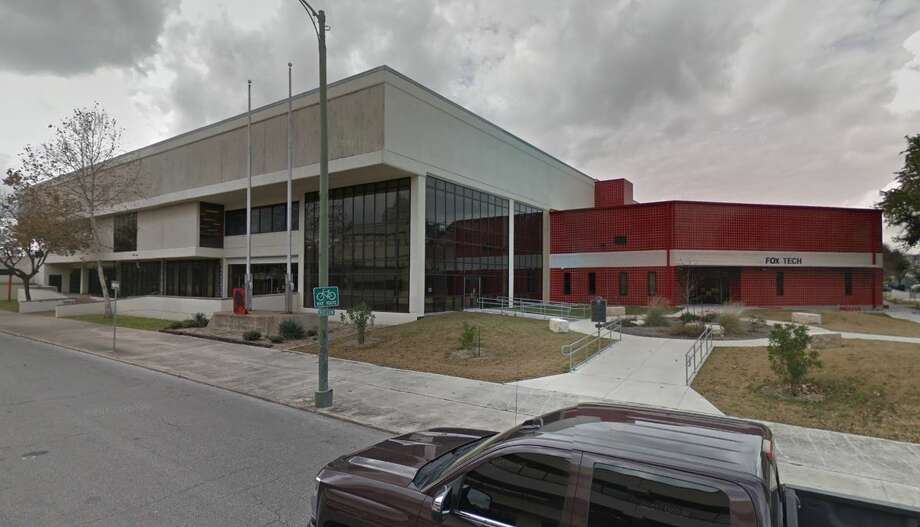 Fox Tech High School, San Antonio Photo: Google Maps